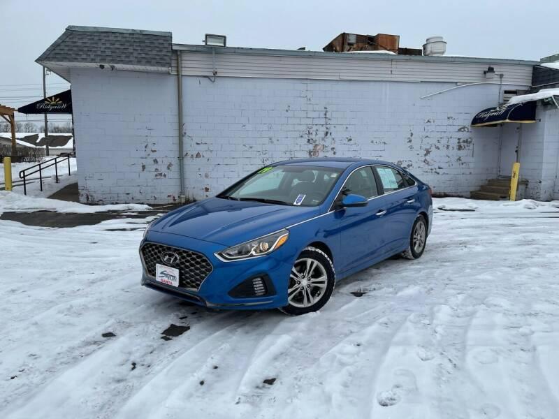 2019 Hyundai Sonata for sale at Santa Motors Inc in Rochester NY