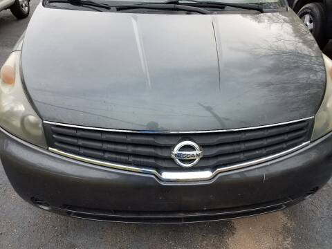 2007 Nissan Quest for sale at GULF COAST MOTORS in Mobile AL