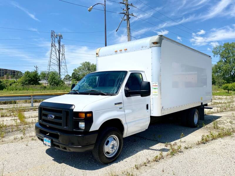 2013 Ford E-Series Chassis for sale at Siglers Auto Center in Skokie IL