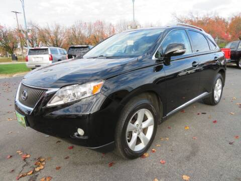 2011 Lexus RX 350 for sale at Low Cost Cars North in Whitehall OH
