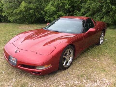 2002 Chevrolet Corvette for sale at Allen Motor Co in Dallas TX