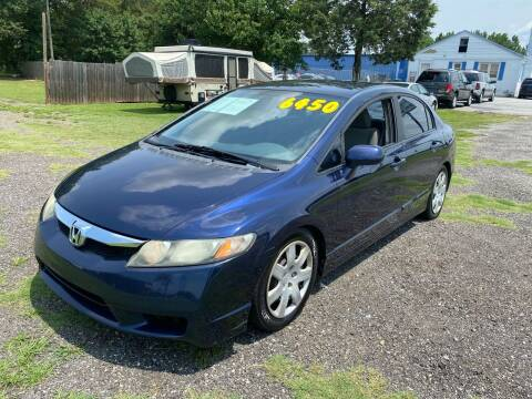 2011 Honda Civic for sale at Import Auto Mall in Greenville SC
