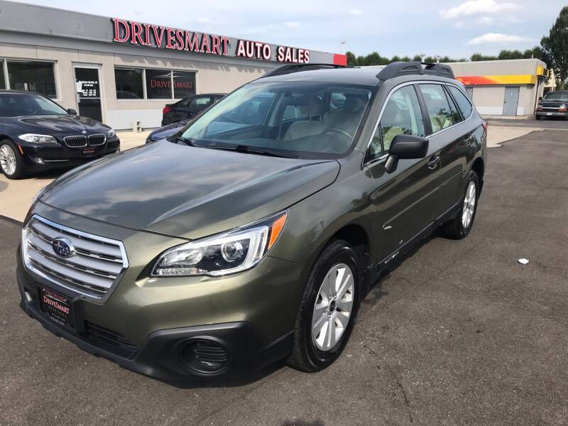2017 Subaru Outback for sale at DriveSmart Auto Sales in West Chester OH