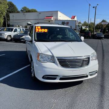 2014 Chrysler Town and Country for sale at Auto Bella Inc. in Clayton NC