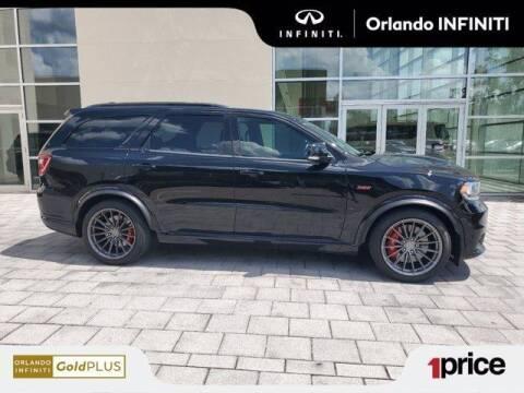 2020 Dodge Durango for sale at Orlando Infiniti in Orlando FL