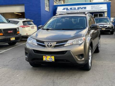 2014 Toyota RAV4 for sale at AGM AUTO SALES in Malden MA