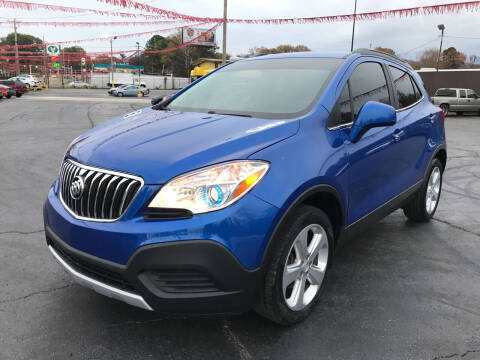 2015 Buick Encore for sale at IMPALA MOTORS in Memphis TN