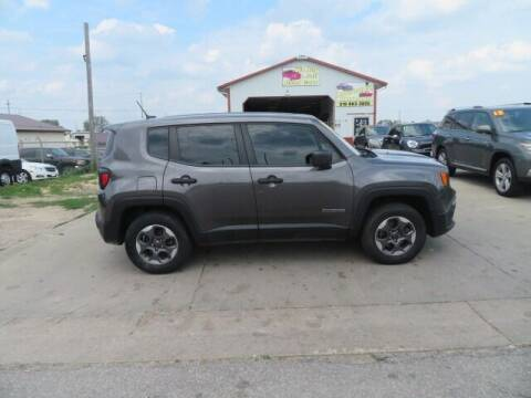 2016 Jeep Renegade for sale at Jefferson St Motors in Waterloo IA