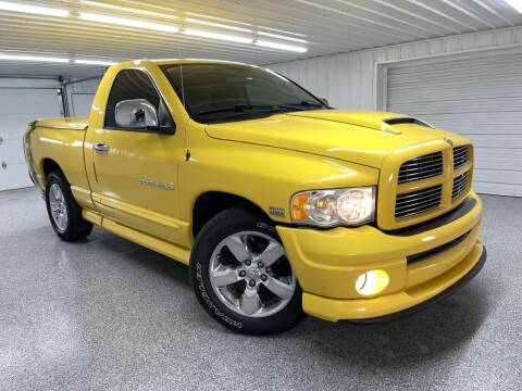 2004 Dodge Ram Pickup 1500 for sale at Hi-Way Auto Sales in Pease MN