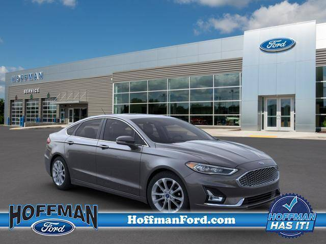2020 Ford Fusion Energi for sale in Harrisburg, PA