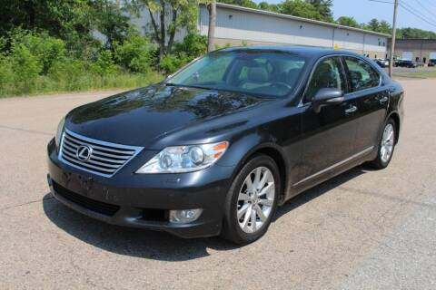 2011 Lexus LS 460 for sale at Imotobank in Walpole MA