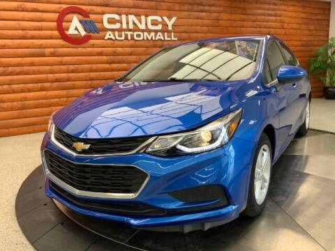 2017 Chevrolet Cruze for sale at Dixie Motors in Fairfield OH