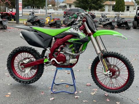 2006 Kawasaki KX450F for sale at Harper Motorsports in Post Falls ID