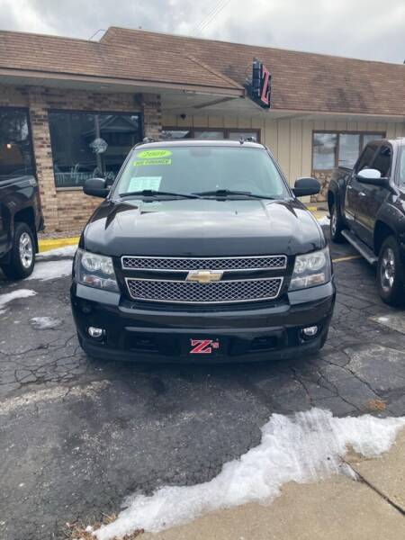 2009 Chevrolet Avalanche for sale at Zs Auto Sales in Kenosha WI