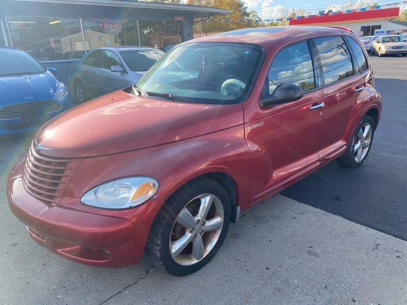 2004 Chrysler PT Cruiser for sale at Wise Investments Auto Sales in Sellersburg IN