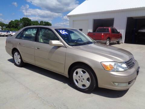 2004 Toyota Avalon for sale at America Auto Inc in South Sioux City NE