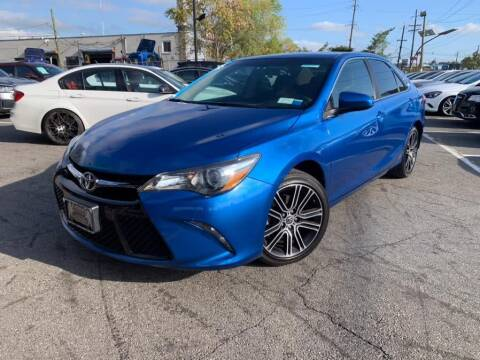 2016 Toyota Camry for sale at EUROPEAN AUTO EXPO in Lodi NJ