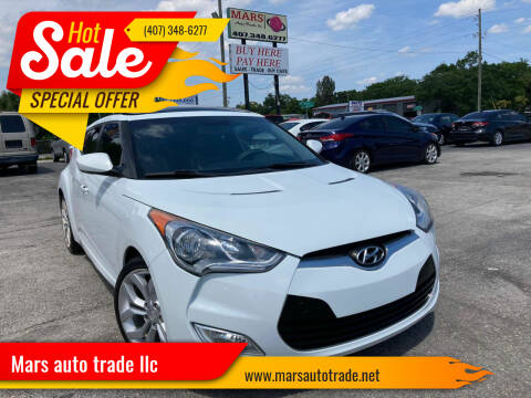 2013 Hyundai Veloster for sale at Mars auto trade llc in Kissimmee FL