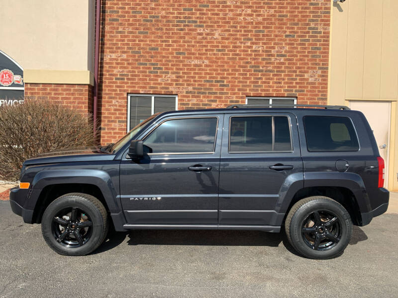 2015 Jeep Patriot for sale at Professional Auto Sales & Service in Fort Wayne IN