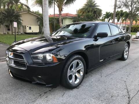 2013 Dodge Charger for sale at GCR MOTORSPORTS in Hollywood FL