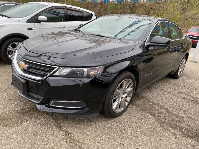 2018 Chevrolet Impala for sale at Matt Jones Preowned Auto in Wheeling WV