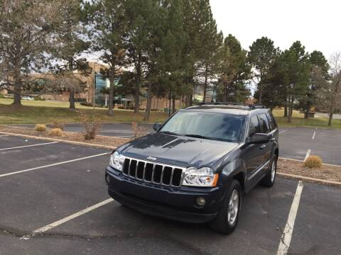 2007 Jeep Grand Cherokee for sale at QUEST MOTORS in Englewood CO