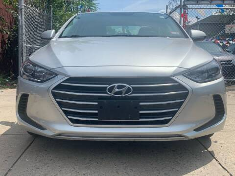 2018 Hyundai Elantra for sale at Simon Auto Group in Newark NJ