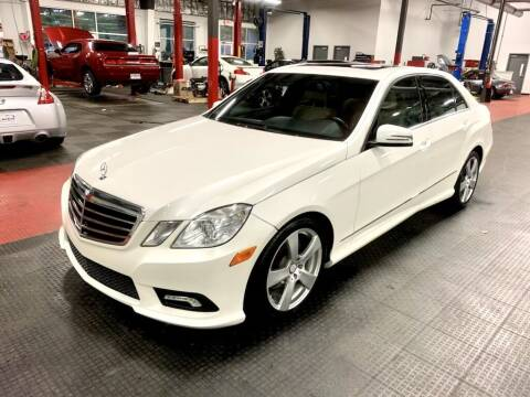 2011 Mercedes-Benz E-Class for sale at Weaver Motorsports Inc in Cary NC