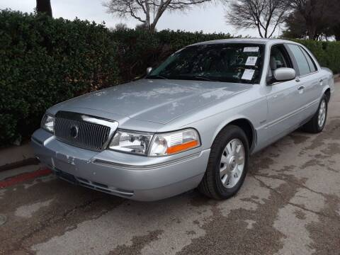 2003 Mercury Grand Marquis for sale at Auto Haus Imports in Grand Prairie TX