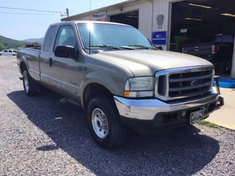 2002 Ford F-250 Super Duty for sale at Troys Auto Sales in Dornsife PA