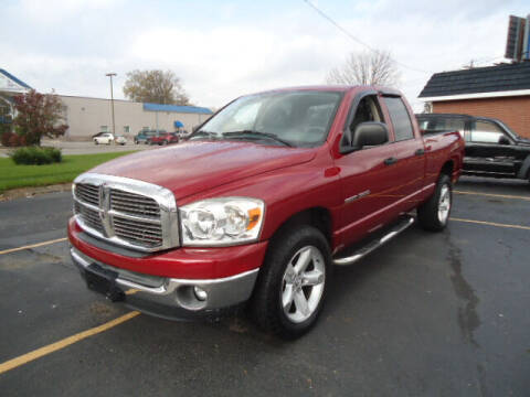 2007 Dodge Ram Pickup 1500 for sale at Tom Cater Auto Sales in Toledo OH