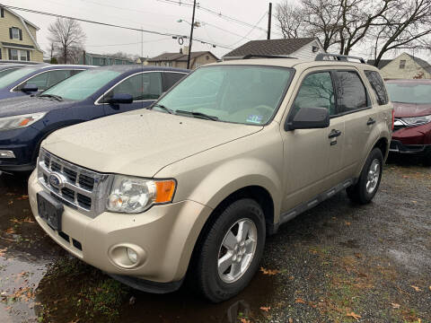 2010 Ford Escape for sale at Charles and Son Auto Sales in Totowa NJ