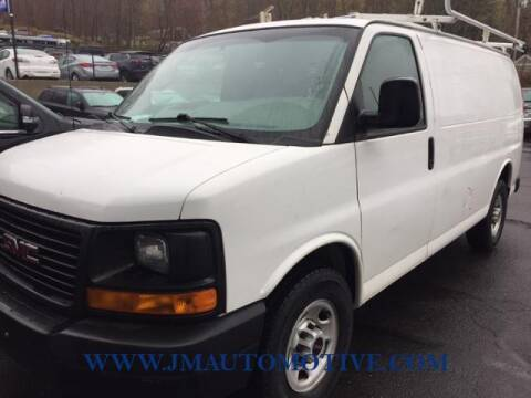 2016 GMC Savana Cargo for sale at J & M Automotive in Naugatuck CT