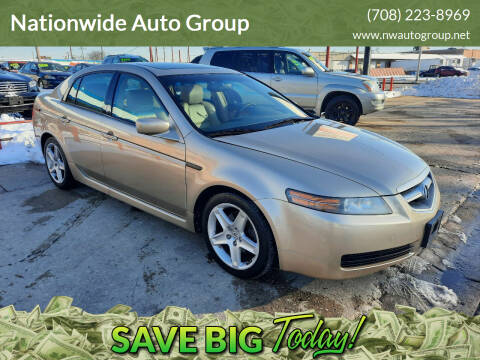 2006 Acura TL for sale at Nationwide Auto Group in Melrose Park IL