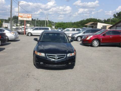 2006 Acura TSX for sale at Knoxville Used Cars in Knoxville TN