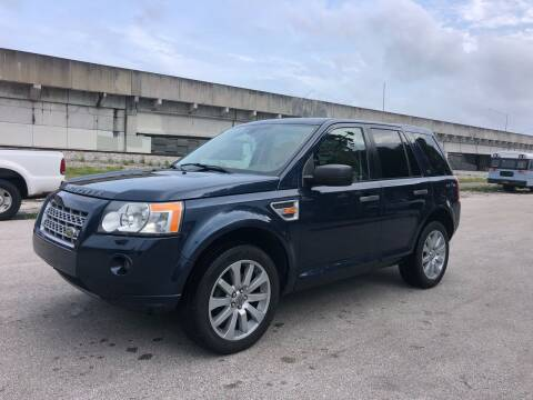 2008 Land Rover LR2 for sale at Florida Cool Cars in Fort Lauderdale FL