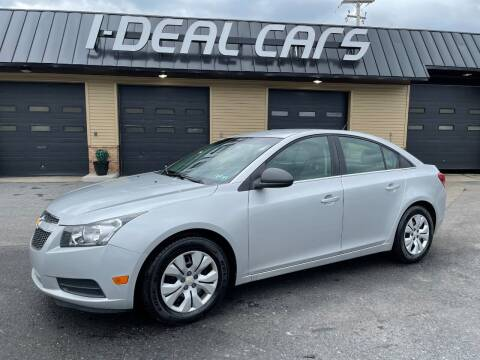 2012 Chevrolet Cruze for sale at I-Deal Cars in Harrisburg PA
