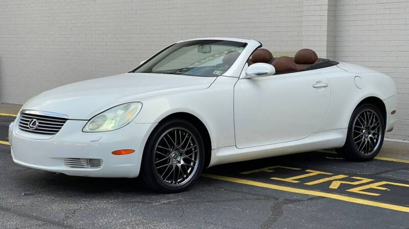 2002 Lexus SC 430 for sale at Carland Auto Sales INC. in Portsmouth VA