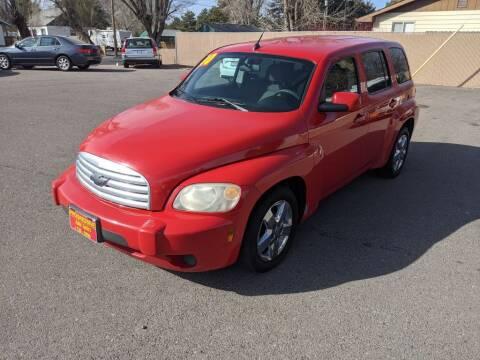 2010 Chevrolet HHR for sale at Progressive Auto Sales in Twin Falls ID
