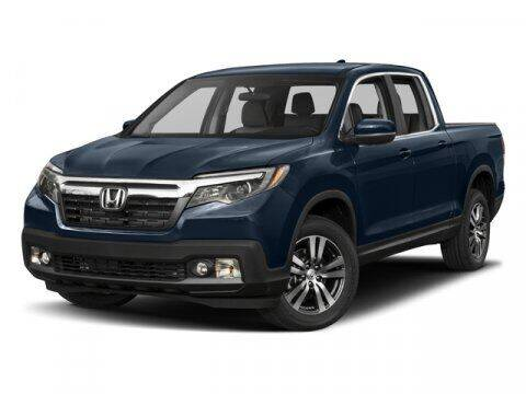 2017 Honda Ridgeline for sale at Wally Armour Chrysler Dodge Jeep Ram in Alliance OH