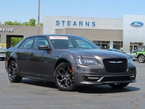 2020 Chrysler 300 for sale at Stearns Ford in Burlington NC
