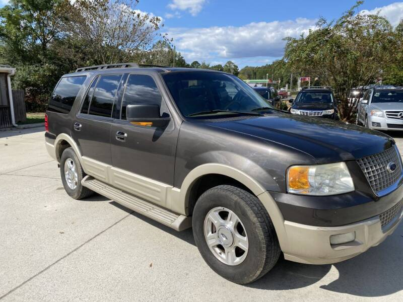 2006 Ford Expedition for sale at Auto Class in Alabaster AL