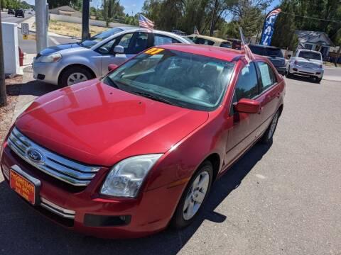 2007 Ford Fusion for sale at Progressive Auto Sales in Twin Falls ID