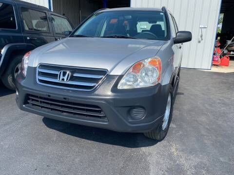 2005 Honda CR-V for sale at Holland Auto Sales and Service, LLC in Somerset KY