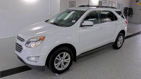 2016 Chevrolet Equinox for sale at Davidson Auto Deals in Syracuse IN