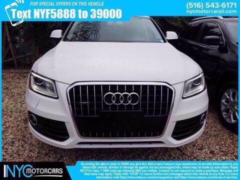 2016 Audi Q5 for sale at NYC Motorcars in Freeport NY