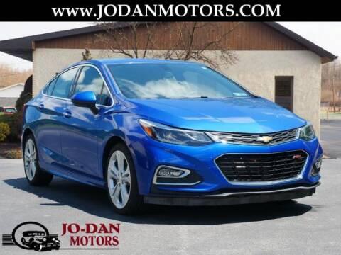 2016 Chevrolet Cruze for sale at Jo-Dan Motors - Buick GMC in Moosic PA