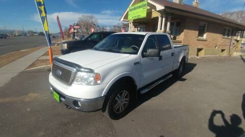 2008 Ford F-150 for sale at Everett Automotive Group in Pleasant Grove UT