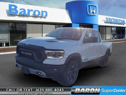 2019 RAM Ram Pickup 1500 for sale at Baron Super Center in Patchogue NY
