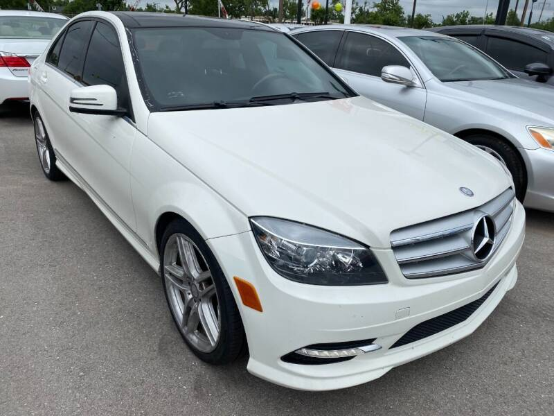 2011 Mercedes-Benz C-Class for sale at Auto Solutions in Warr Acres OK